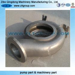 High Chromium Water Slurry Pump Housing/Casing