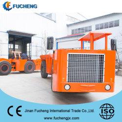 Diesel Mining Underground railway dump truck with DANA driving system