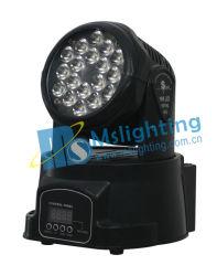 18*3W RGB LED Moving Head Light Wash