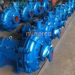 ZJ Slurry Pump Horizontal Centrifugal Pump Tailings Suction Pump