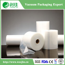 Co-Extruded Vacuum Packaging Tubular Film