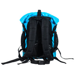 500d PVC Tarpaular Fashion Waterproof Bag Travel Bag Sports Bag Backpack Moutain Backpack Military Cooler Bag for Hiking and Outdoors with Shoulder Straps