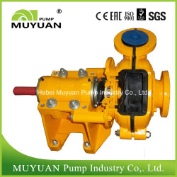 Mineral Processing Heavy Duty Centrifugal Horizontal Slurry Pump with Motor for Fine Tailing Handling