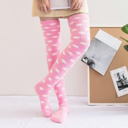 42f8ad75bae Stockings Knee Socks Fashion Leggings Knee Socks Women Thigh High Over Knee  High Socks Girls Womens