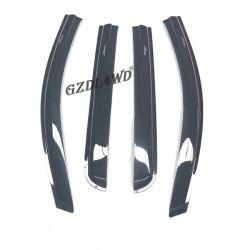 Window Sun Visor Rain Guard Vent Guard for Ford Ranger 2012 2019 Accessories