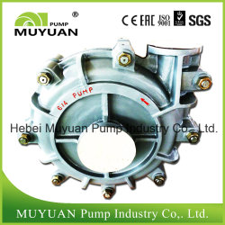Heavy Duty Mineral Concentrate Filter Press Feed Centrifugal Slurry Pump
