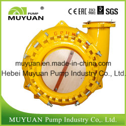 Horizontal Heavy Duty Sugar Beet Handling Gravel Sand Suction Pump