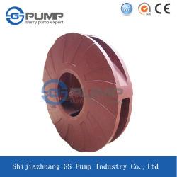 Wear Resistant Rubber Slurry Pump Impeller