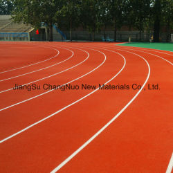 Cn-S01 Factory Supply Spu Sports Rubber Flooring with Iaaf Certificate