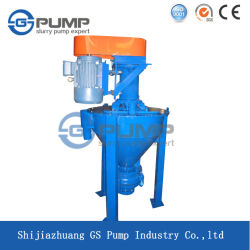 Centrifugal Vertical Slurry and Sludge Handling Froth Pump