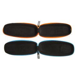 Sunglasses Case High Quality Oxford Cloth EVA Glasses Case with Zipper Competitive Price
