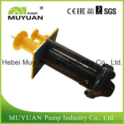 Acid Resisting Centrifugal Vertical Slurry Pump