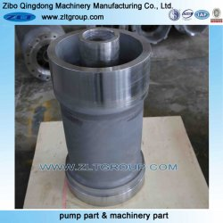 Sand Casting Water Chemical Pump Top Bowl for Painted