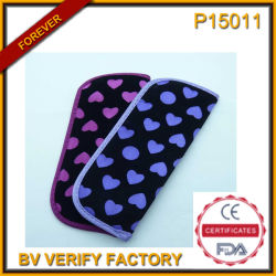 New Long Pattern with Lovely Shape Sunglasses Case (P15011)