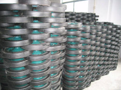 Best Price Solid Rubber Tyre Wheel for Trolley