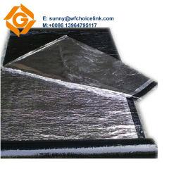 Self Adhesive Bitumen Membrane Heat Resistant Building Materials