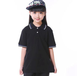 School Uniform/Sportswear/Dry-Fit Polo Shirt for Kids