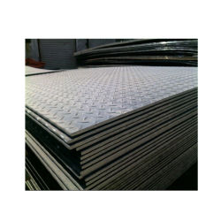 A36 Chequer Metal Sheet/Hot Rolled Chequered Plate/Ms Checkered Plate