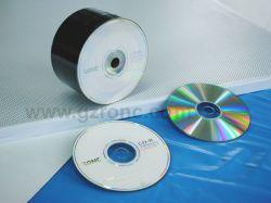 Single Layer Screen Printing Logo Empty CD Disc with Cake Box