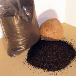 Grease Decoloring Carbon Coconut Shell Activated Carbon for Oil Bleaching