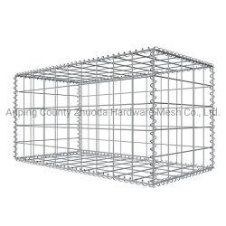 Amazon Ebay's Choice Galvanized Mesh Size 75X75X4mm Welded Stone Cage for Garden (WSC)