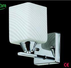 Wholesales Popular Glass Modern Headboard Reading Lighting White LED Wall Lamp