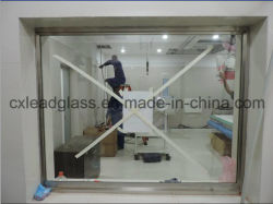 High Lead Equivalent X Ray Shielding Lead Glass with Good Prices