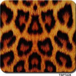 Tsautop New Arrival 0.5m Width Animal Skin Leopard Skin Water Transfer Printing Film Hydrographic Film Aqua-Print Film Hidrografik Tspt428