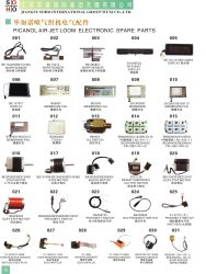 Picanol Loom Electronic Parts