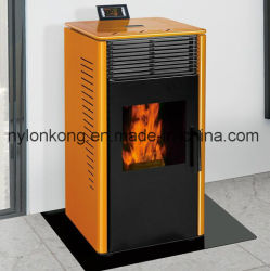 Wholesale Portable Bio Wood Pellet Stove Freestanding Fireplace Heater with Ce