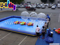 Single tube squre pool(Price without balls)