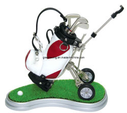 Promotional Golf Cart Pen Holder Gifts Golf Gifts
