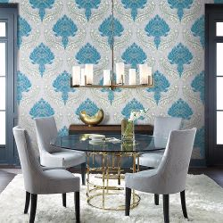 2017 New Design Luxury Home Design Wall Paper Modern