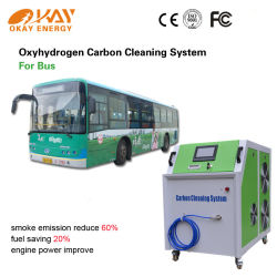 Fuel System Engine Cleaning Car Care Machine