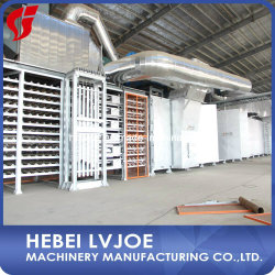 Waterproof Fireproof Paper Faced Gypsum Plaster Board Plant Production Line with Low Price in China