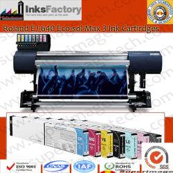 Roland Soljet Ej-640 Eco-Sol Max 3 Ink Cartridges