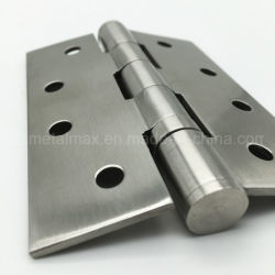 Stainless Steel Ball Bearing Heavy Duty Wooden Door Pivot Butt Hinge
