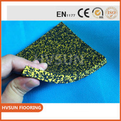 Top Grade Waterproof Sport Flooring Indoor Durable and Colorful Gym Center Flooring Mats