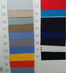 Wholesale 150GSM Tc 65/35 ESD Workwear Fabric