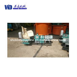 Electric Motor Cement Slurry Injection Grout Pump