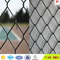 2'' PVC Coated Chain Link Net