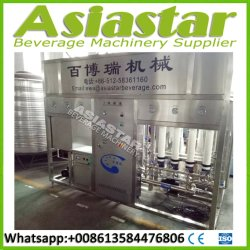 Industrial Backwashing Mineral Water Treatment Machine