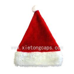 f08c90a3ab8e8 2019 Plush Christmas Santa Hat (JRA011)