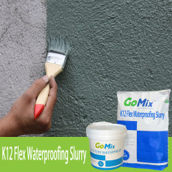 Flex Waterproofing Slurry for Building Roof (K12)