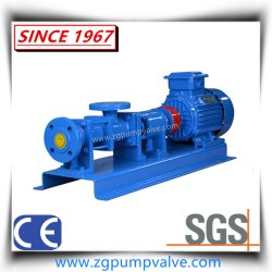 General-Purpose Single Screw Pump for High Viscosity Liquid