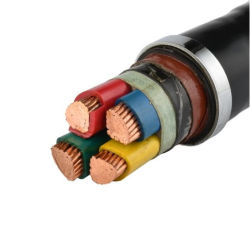 Safe and Reliable 1kv Copper Core XLPE Insulated Aerial Electrical Power Cable Electric Wire