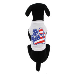 American Flag Dog Paw Print Tank Top Pet Shirt Clothes  sc 1 st  Made-in-China.com & China Top Paw Products Top Paw Products Manufacturers Suppliers ...