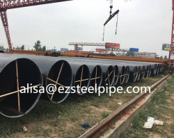 S235jr, S275jr, S355jr, S355joh, S355j2, S420 Carbon Welded Steel Pipe for Coal Chemical Industry, Mining, Coal Slurry Supply