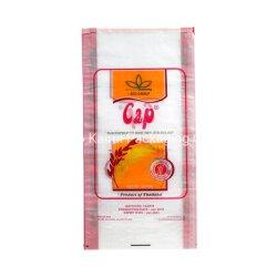 1kg 2kg 5kg 25kg 50kg Plastic Empty Flour/Rice/Feed/Grain/Sand /Fertilizer PP Woven Custom Bag
