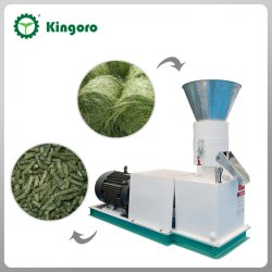New Product Automatical Animal Feed Pellet Machine